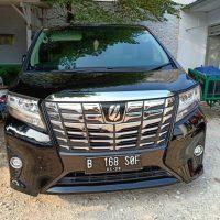 Plus driver Tanpa driver (lepas kunci) Rental mobil pengantin